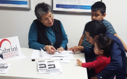 NYIC MEMBERSHIP HIGHLIGHT: Cabrini Immigrant Services